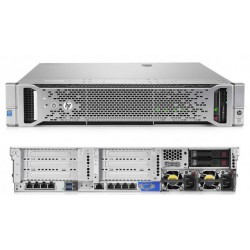 HP Enterprise ProLiant DL380 Gen9