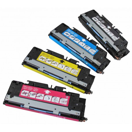Epson C1600 pack 4 toner couleur (compatible)
