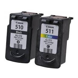 PGI-570 / CLI-571 pack 5 cartouches - rechargeable