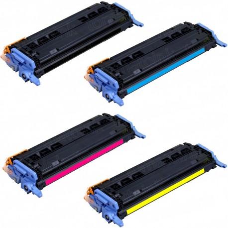 HP Q6000/1/2/3A HP Laserjet pack 4 toner (compatible)