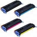 Toner HP Q6000/1/2/3A HP Laserjet pack 4 toner (compatible)
