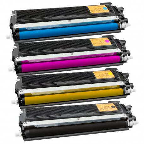 Brother TN-230 pack 4 toner (compatible)