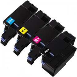 DELL 1250 pack 4 toner couleur (compatible)